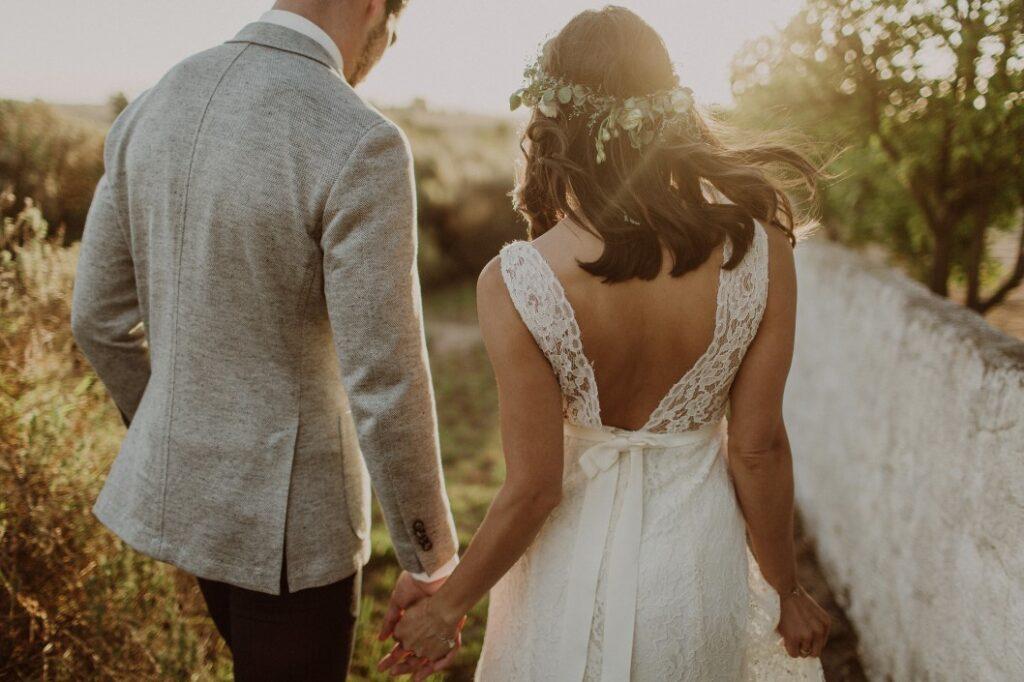 Wedding hosted at Pine Street Presbyterian Church